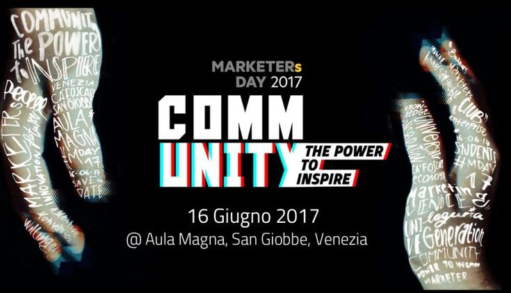 MARKETERs Day 2017 - Fuudly è media partner!