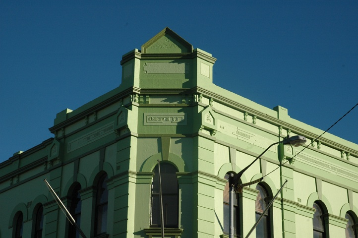 Love the colour of this building on K.St