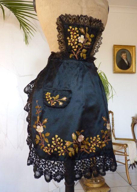 1000+ ideas about Victorian Aprons on Pinterest | Vintage Apron ...