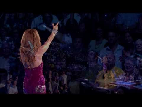CELINE DION - The Power of Love live. You can say what you want about her but there is no denying that she has quite possibly the best voice of all time. Perfection.