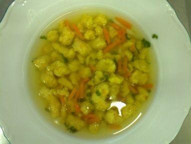 Červánková polévka