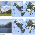 Искусственный интеллект Google определит местонахождение