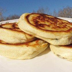 Fluffy Canadian Pancakes--Super delicious Fluffy pancakes! Allrecipes.com