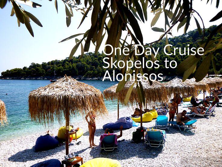 One Day Cruise Skopelos to Alonissos. Check it: http://agreekadventure.com/one-day-cruise-skopelos-to-alonissos/