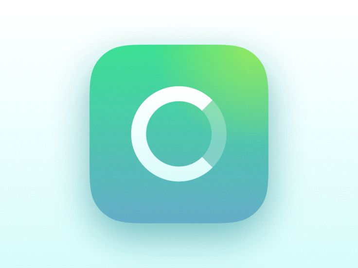 Icon concept for the secret app by Andrey Geranin