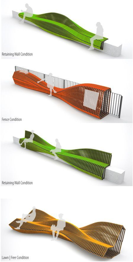 deployable urban furniture - Google Search