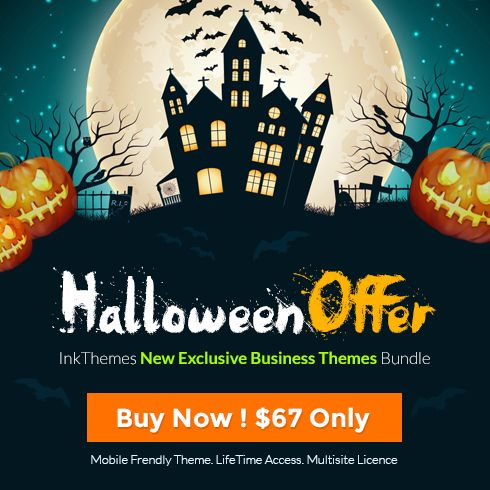 Unbelievable Halloween Offer 2016  http://masterbundles.com/downloads/unbelievable-halloween-offer-from-inkthemes/