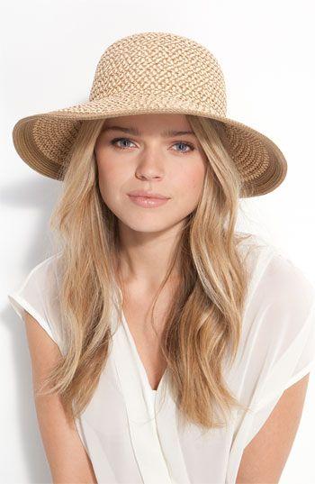 packable wide brim hat...*sunshine*