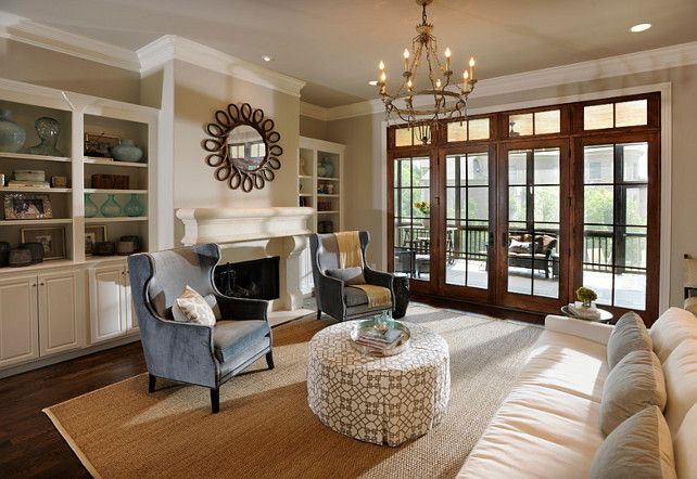 30 best images about projects to try on pinterest revere for Living room designs with french doors
