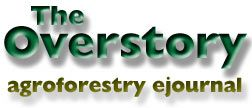 The Overstory agroforestry ejournal