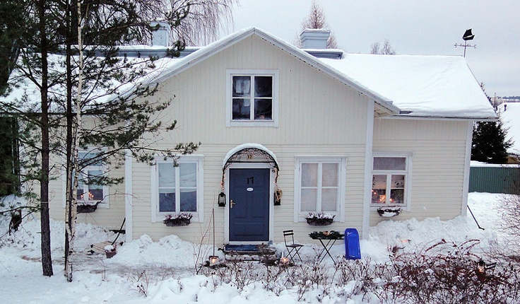 Karlbo accommodation in Ekenäs in Raseborg, Finland