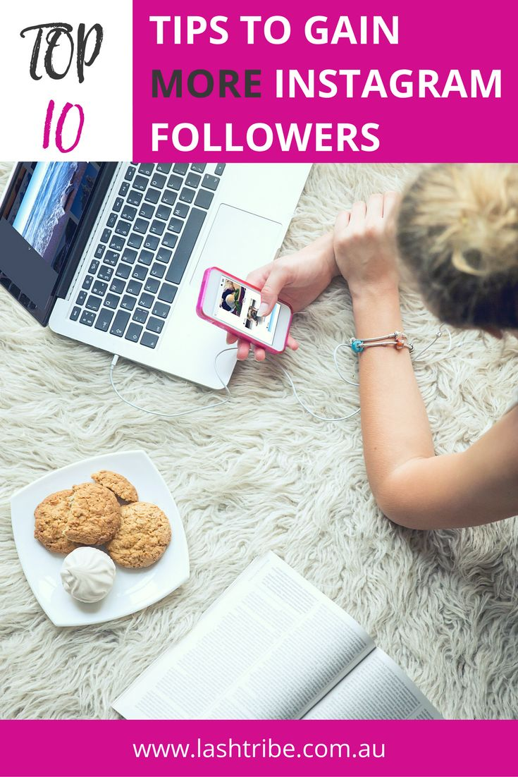 Tip no. 3: Promote a contest and then ask people to like it in order to enter and of course, use a specific hashtag. Learn 9 more ways to grow your Instagram followers today.