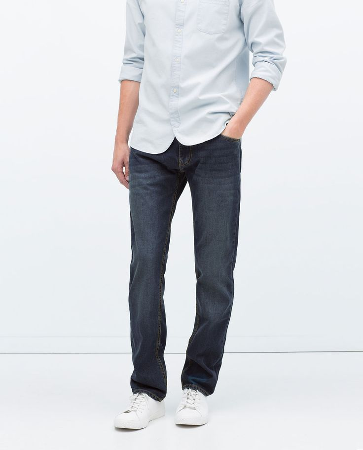 Image 2 of BASIC JEANS from Zara