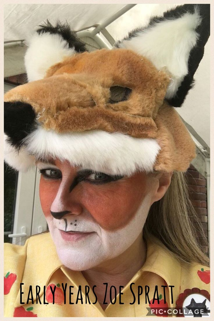 Fantastic Mrs Fox - world book day costume