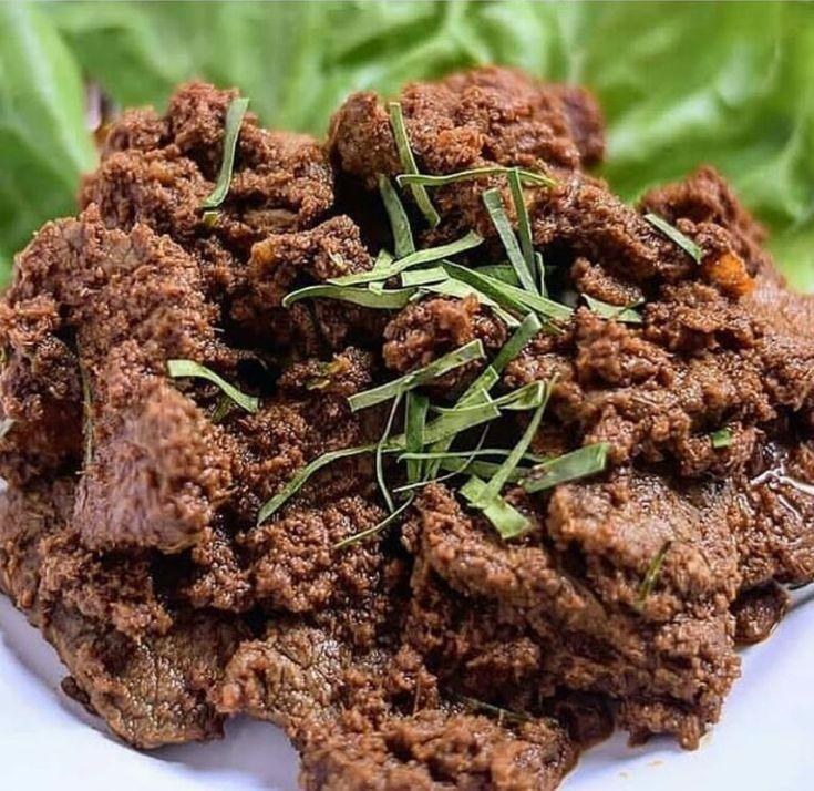 10+ Resep Masakan Rendang Daging dan Rendang Selain Daging ...