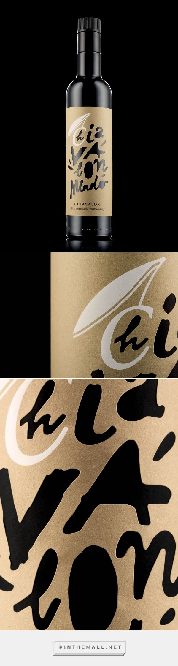 Chiavalon First - Packaging of the World - Creative Package Design Gallery - http://www.packagingoftheworld.com/2017/03/chiavalon-first.html