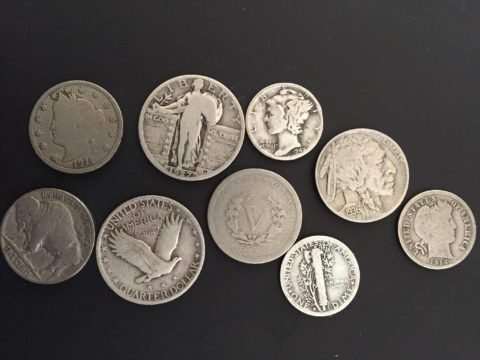 See Old Coin Values - Have old coins worth money? Find out here! See the value of old coins made in the 1900s.