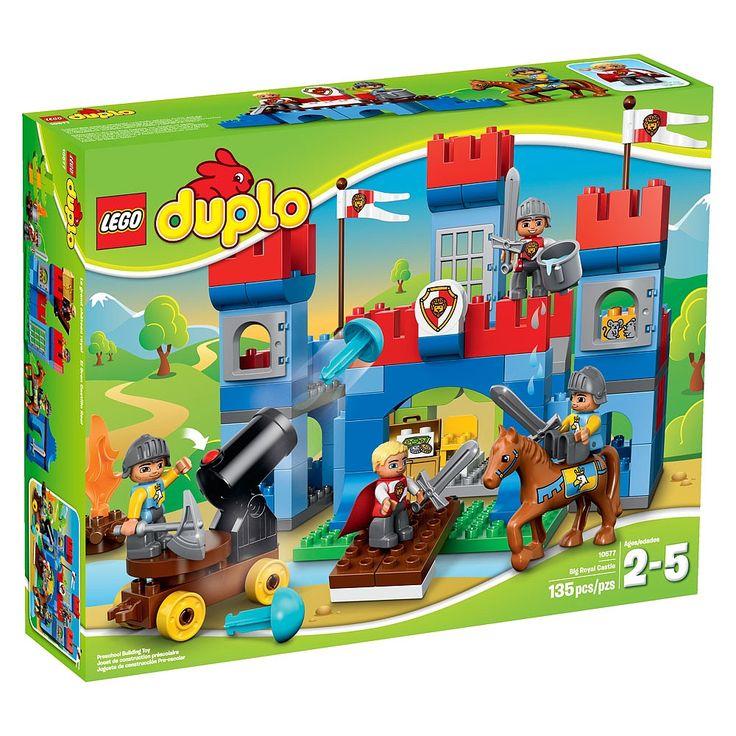 """LEGO Duplo - Big Royal Castle (10577) - LEGO - Toys""""R""""Us"""