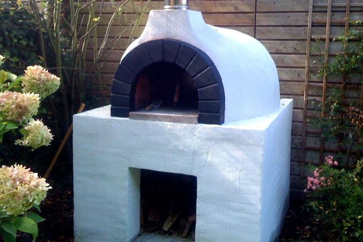 How to build an original Italian wood fired Fornino pizza oven or Mediterranean brick oven aka pizzaoven