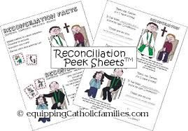 Image result for reconciliation catholic