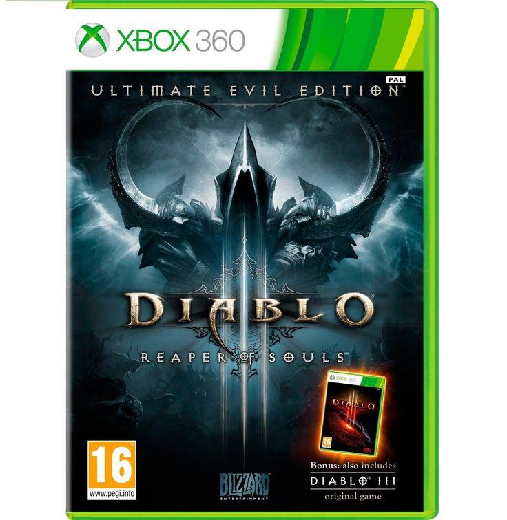 BARGAIN Diablo III: Reaper of Souls Xbox 360 – Ultimate Evil Edition JUST £18 At Amazon - Gratisfaction UK Bargains #diablo #xbox