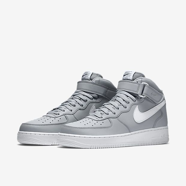 new product eb236 647dd Nike Air Force 1 Mid 07 Mens Shoe  Shoe Organizer  Sneakers nike, Nike, Nike  air force