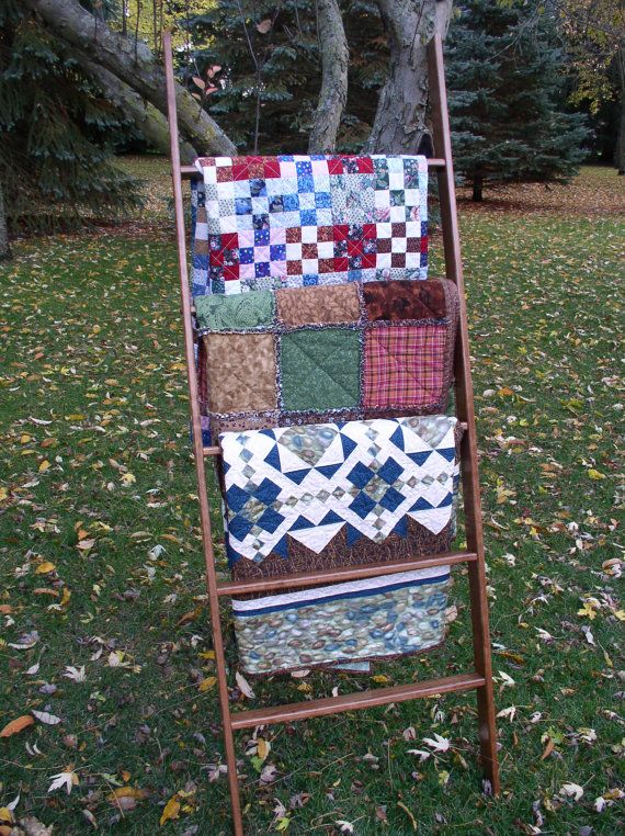 37 best quilt accessories images on Pinterest | Quilt racks, Quilt ... : portable quilt hangers - Adamdwight.com