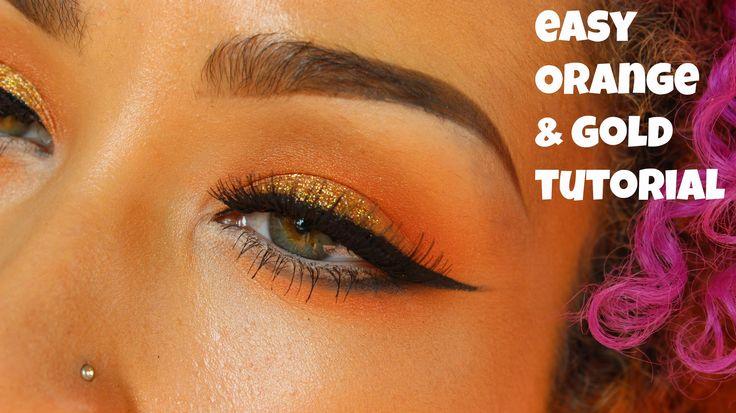 Orange & Gold | SUVA Beauty Palette