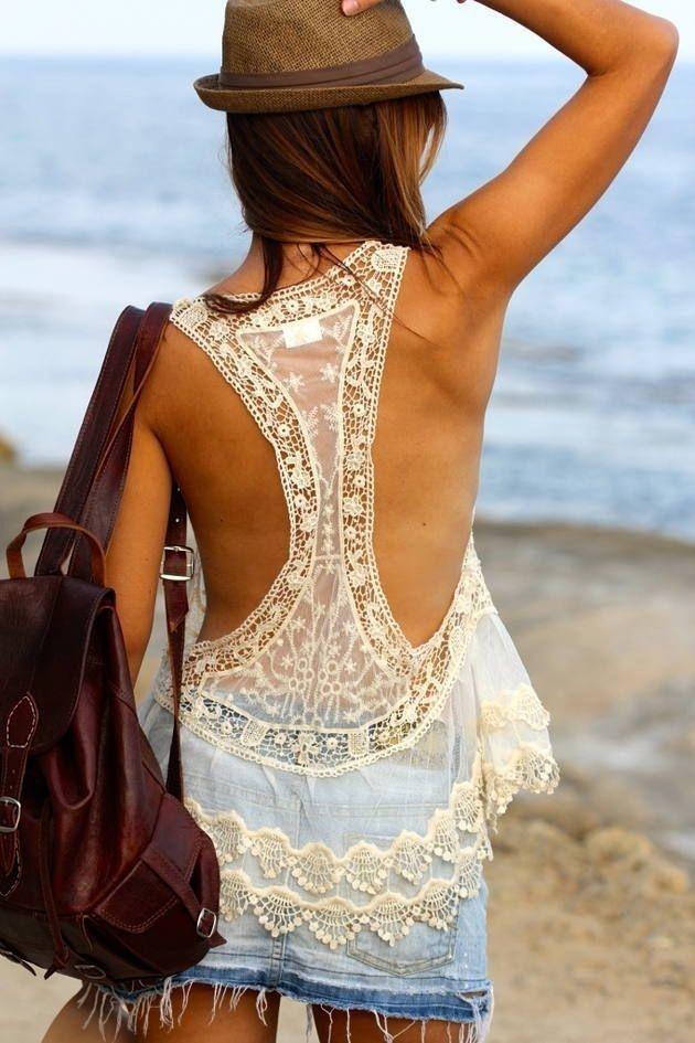 ☮ American Hippie Bohemian Boho Style ~ Summer ❤️