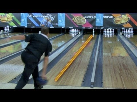 How To Throw The Bowling Ball Straight - No matter what your lane conditions are, use these tips whenever you need a straight shot.