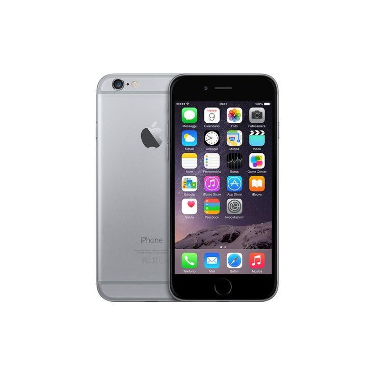 APPLE IPHONE 6 16GB PLUS BLACK - EUROPA  € 749,00 !!  Pagamenti Paypal - Spedizione gratis  !