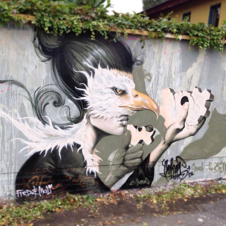 ☮✿★ GRAFFITI - GERMANY ✝☯★☮ http://streetartne.ws/germany