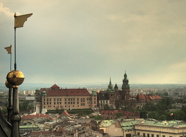 Krakow. Excited for this summer!
