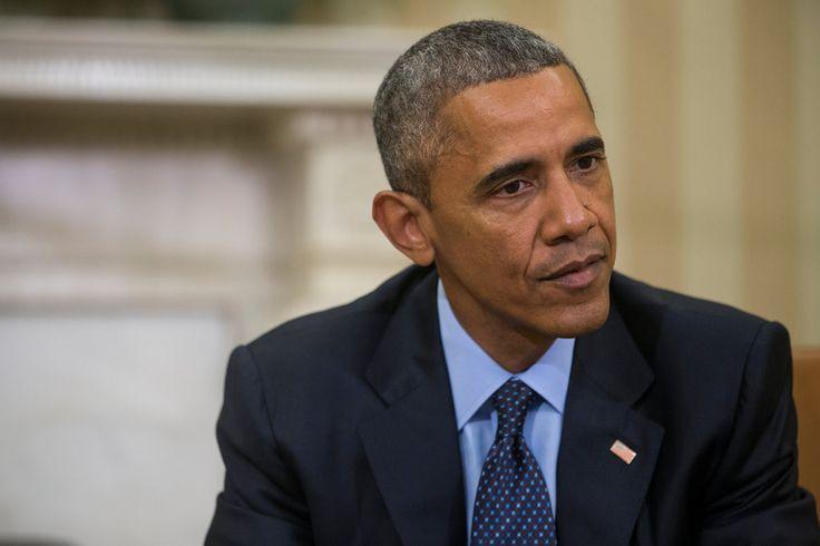 New York Times: May 30, 2015 - Obama warns GOP Senate to pass surveillance bill