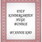 EYLF – Kindergarten Huge Bundle  EYLF Outcome Posters to display on your wall or folder                                                            ...