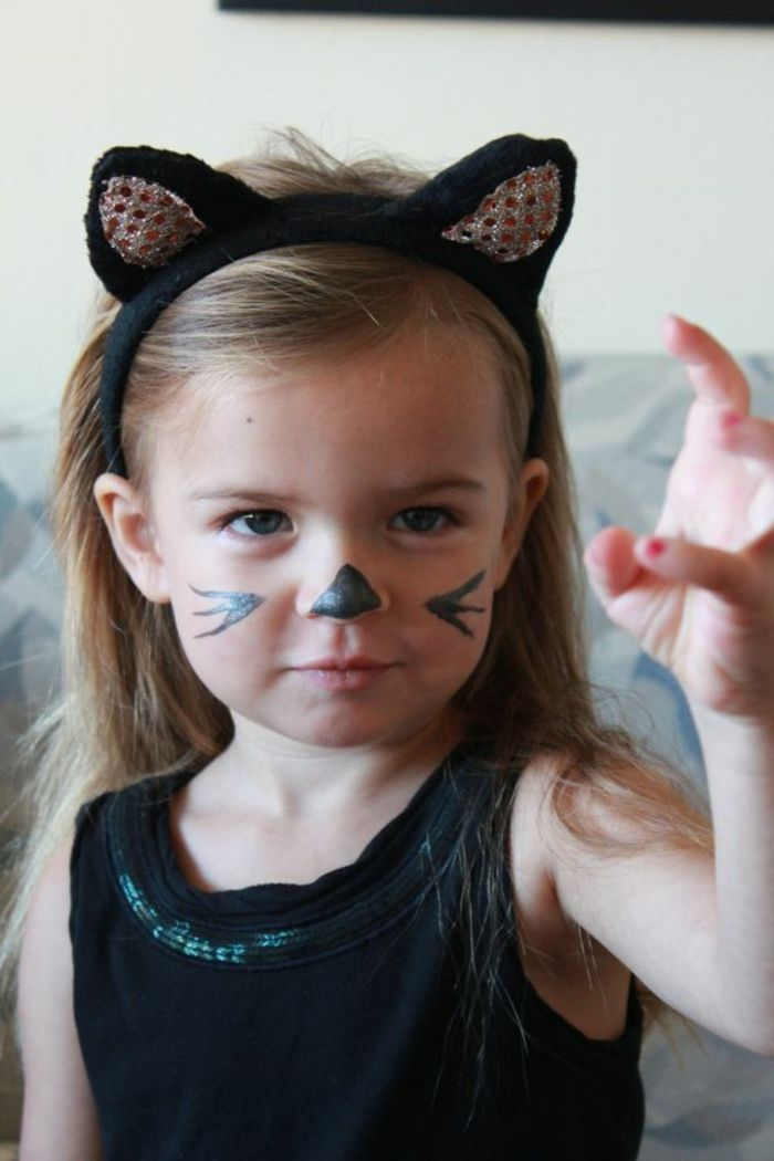1132 best costume images on pinterest costume ideas carnivals and costumes - Maquillage simple enfant ...