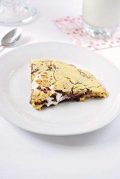 Cookie aux chamallow