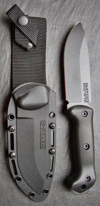 Ka-Bar Becker BK2 Campanion Fixed #Tactical Blade Knife
