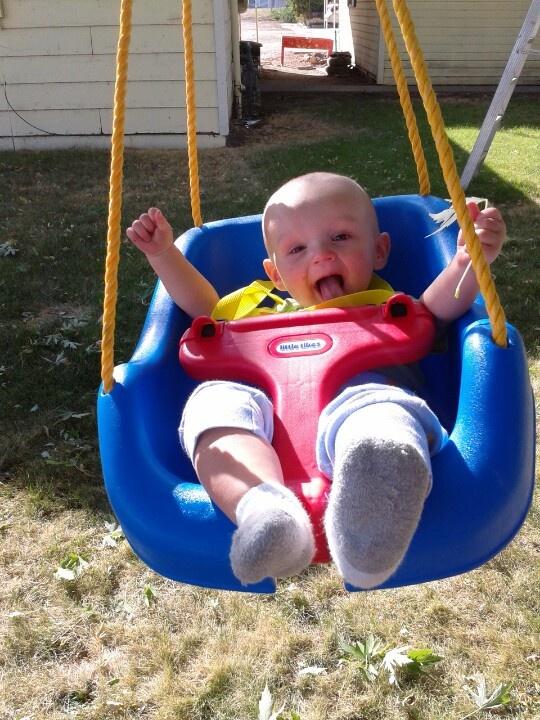 Ethan: Super, Stuff, Ethan, Swings