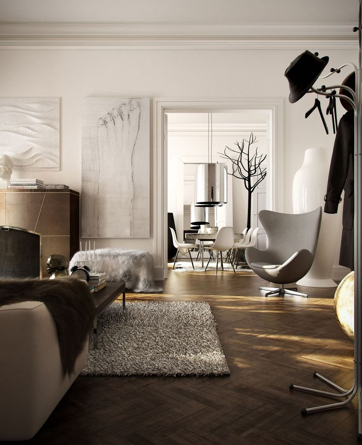3D interior render - THE standard