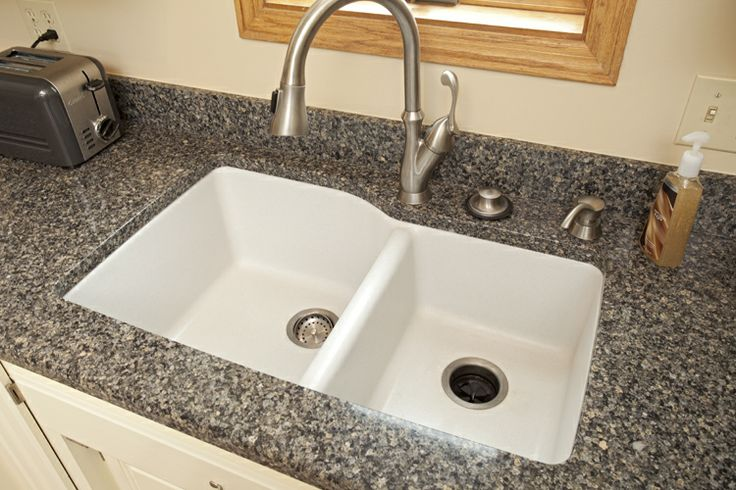Cambria Counter Top And Granite Composite Under Mount Sink