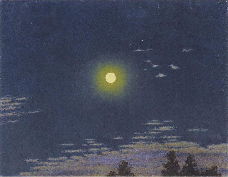 高島 野十郎 Takashima Yajuro(1890 - 1975)