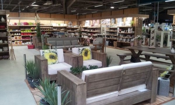 Botanic intérieur magasin