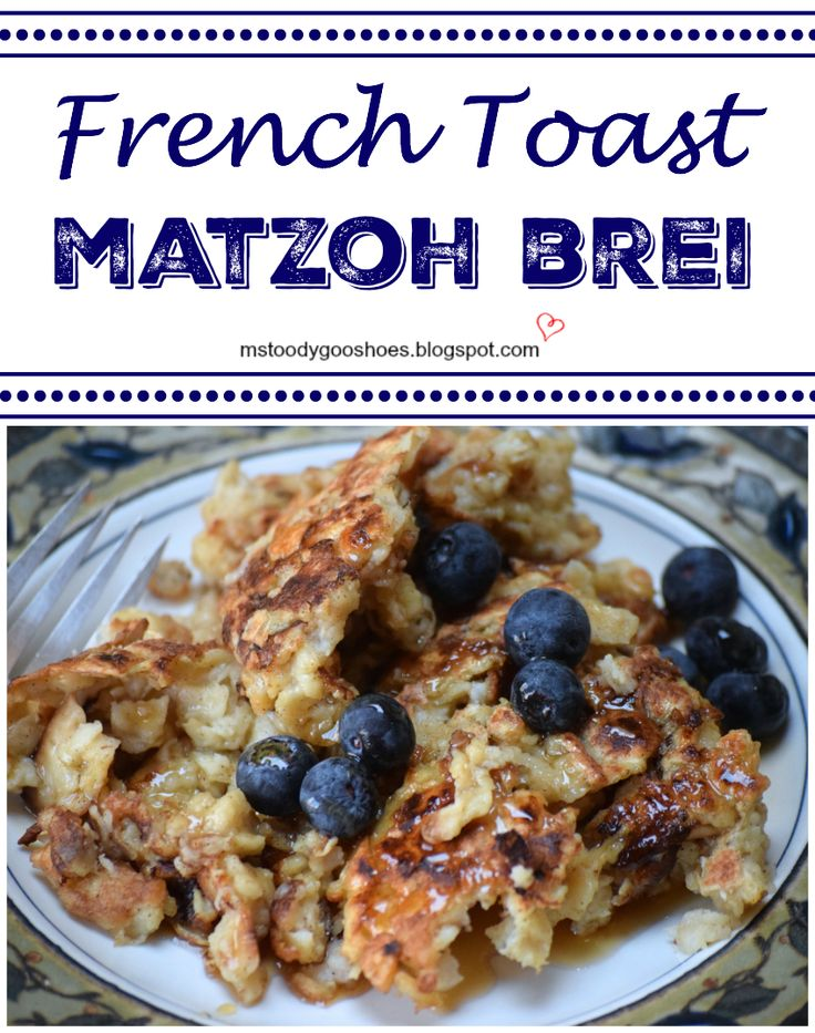 ... it french toast course brunch forward french toast matzoh brei it