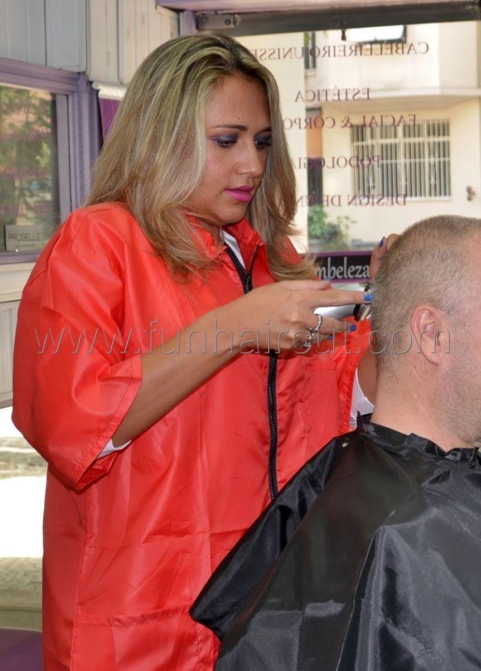FUN HAIR CUT Amp More PHOTOS BARBERETTES BARBERETTES