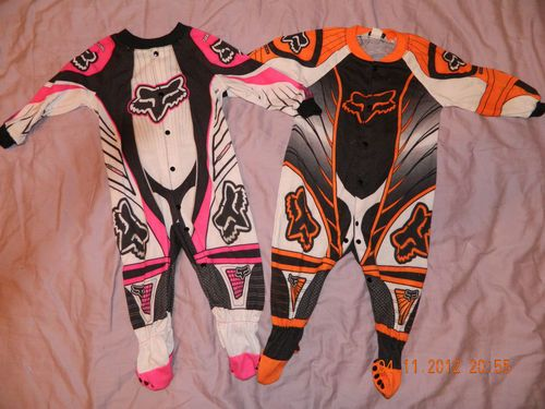 Fox racing pajamas must have these baby stuff baby shower ideas pinterest fox racing