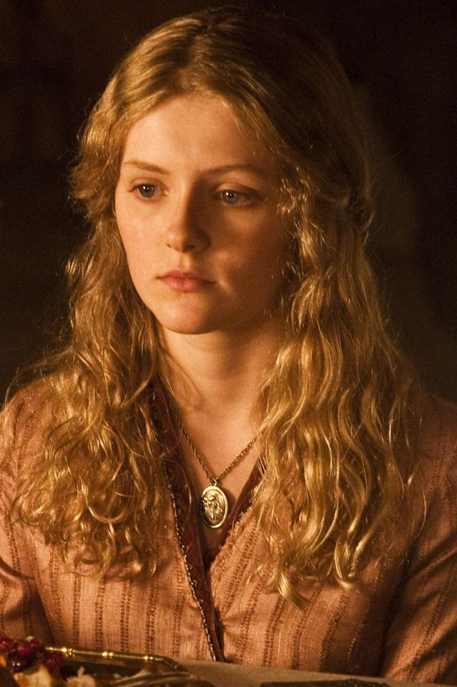Aimee Richardson as Princess Myrcella Baratheon, Cersei's daughter and sister to King Joffrey.