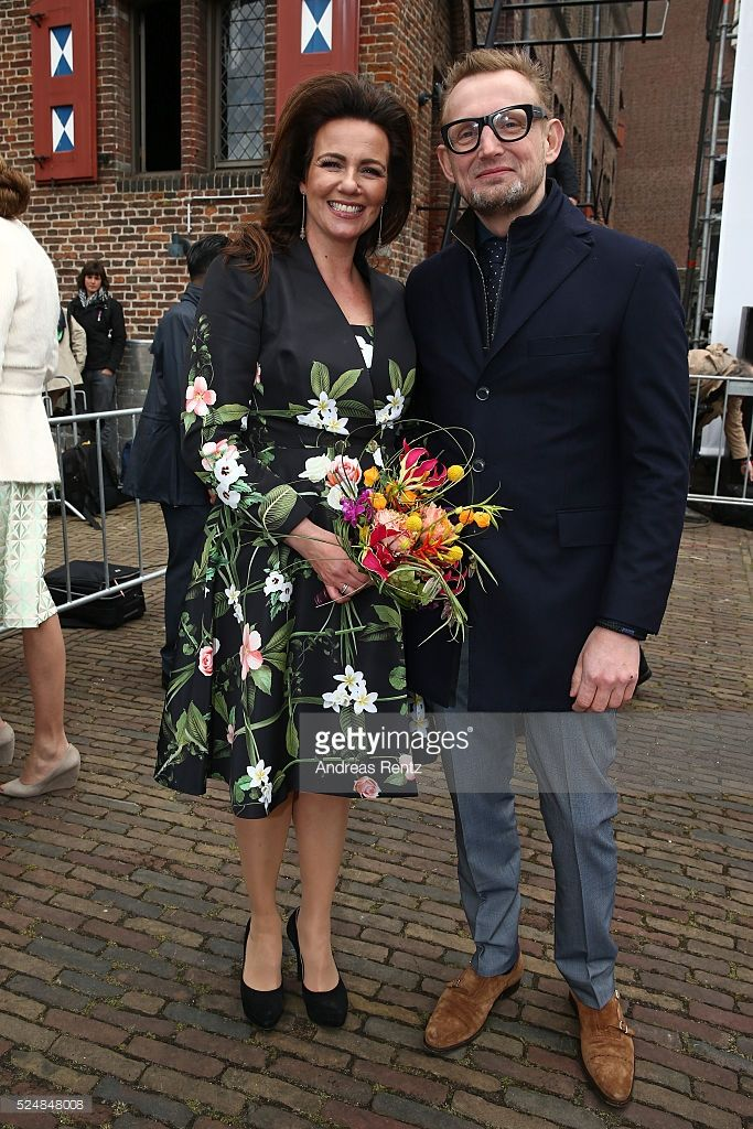Princess Annette of The Netherlands and Prince Bernhard of The Netherlands pose for photographs during King's Day (Koningsdag), the celebration of the birthday of the Dutch King, on April 27, 2016 in Zwolle, Netherlands. Parties and concerts are held across the Netherlands as members of the Dutch royal family oversee festivities. (Photo by Andreas Rentz/Getty Images)