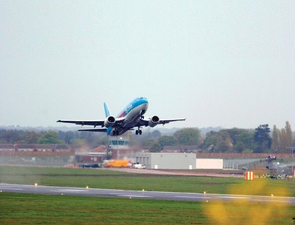 Doncaster-Sheffield Airport became part of the Sheffield City Region Enterprise Zone in March 2014
