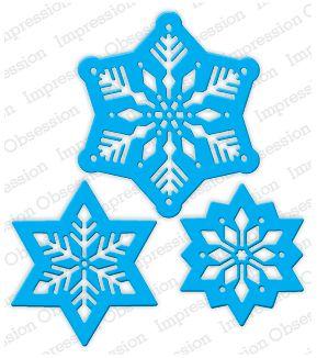 Snowflakes Cutout: